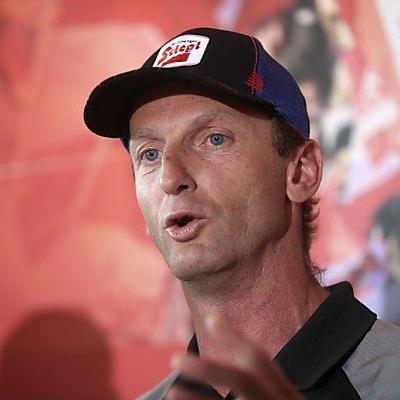 Heinz Kuttin freut sich auf die neue Saison