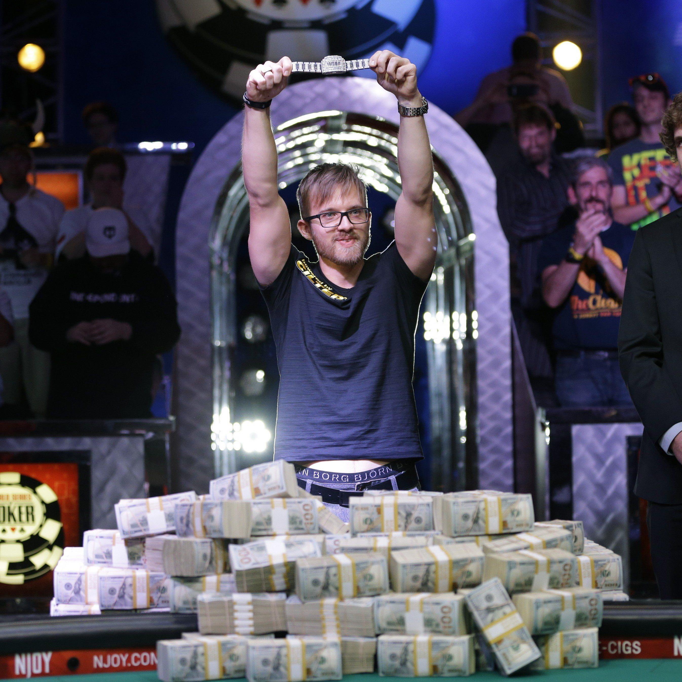 Der Schwede siegte über 6700 Konkurrenten