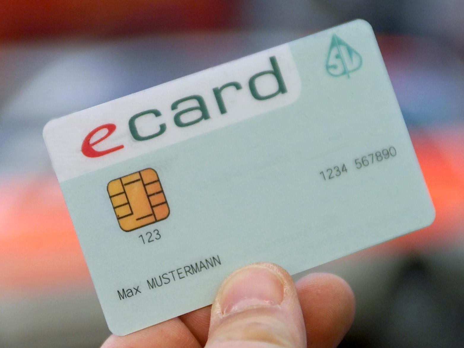E-Card wird zehn Jahre alt