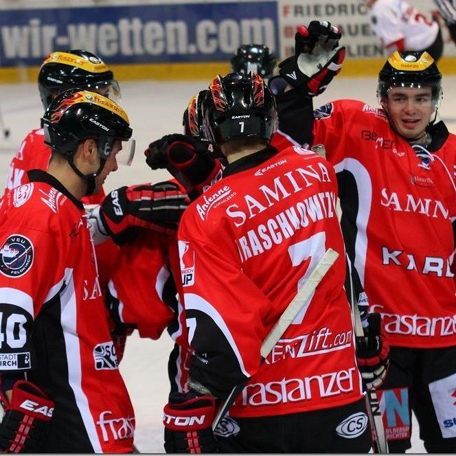 VEU Feldkirch spielt zweimal in Slowenien.