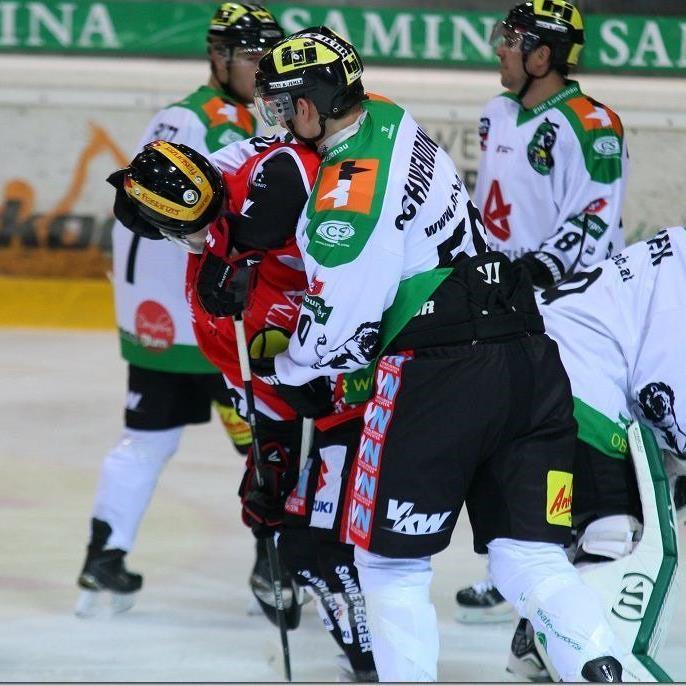 EHC Lustenau unterlag Feldkirch mit 3:6.