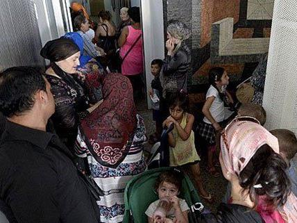 """Laut """"Dossier"""" haben sich Asylquartiere in Niederösterreich verbessert."""