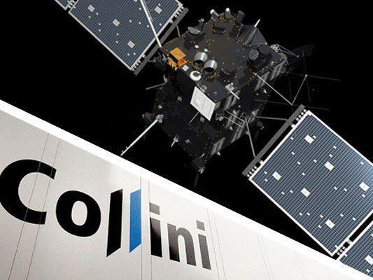 Vorarlberger Firma Collini leistet Beitrag zur Weltraum-Mission