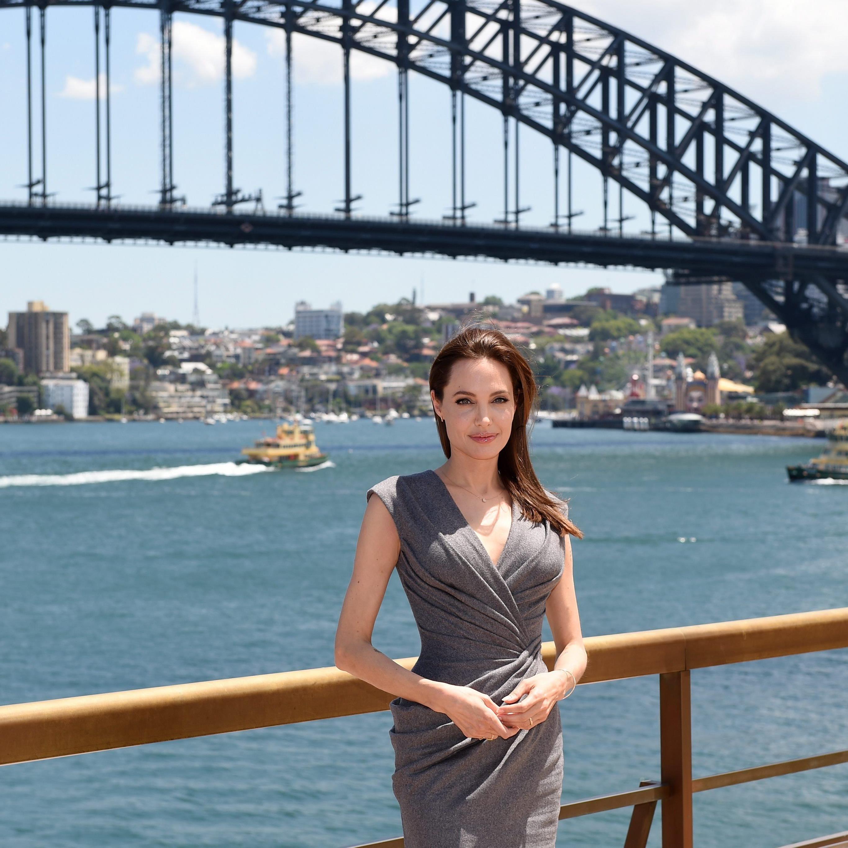 Angelina Jolie will langfristig nur noch Regie führen