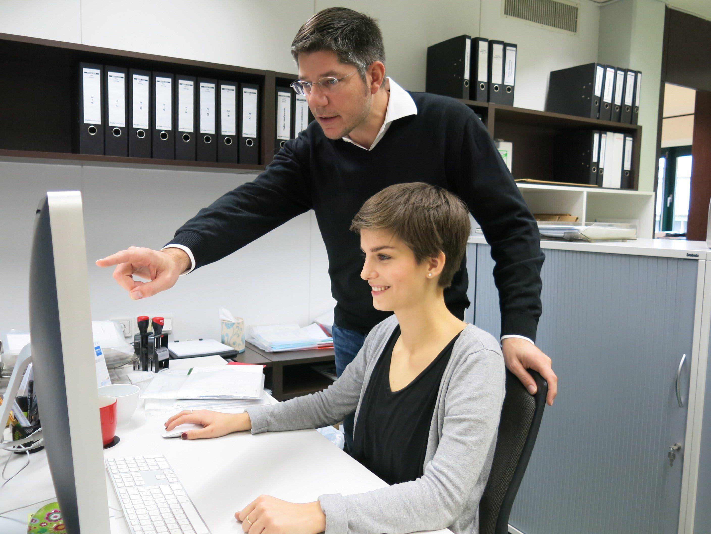 Ein kreativer Beruf, der sehr viel Organisationstalent erfordert.