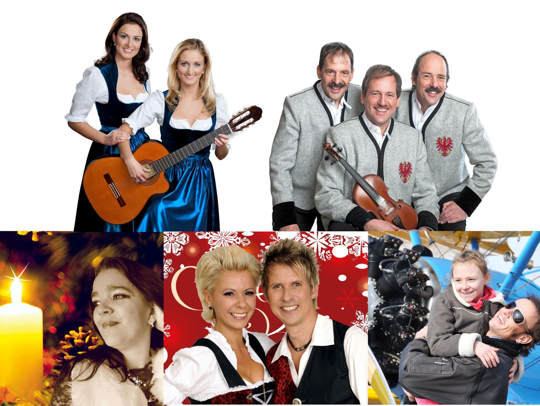 """Mit Musiker/innen bekannt aus Radio & TV widmet sich das diesjährige Weihnachtskonzert ganz der fliegerischen Sozialaktion """"Fliegen für Kinder mit Handicap"""""""