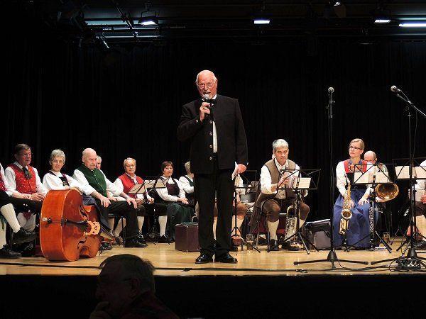 Toller Vorarlberger Musikherbst des PVÖ Über 250 Gäste konnten in Koblach begrüßt werden