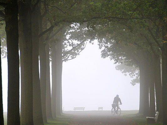 Zum Wochenende wird das Wetter oft nebelig trüb