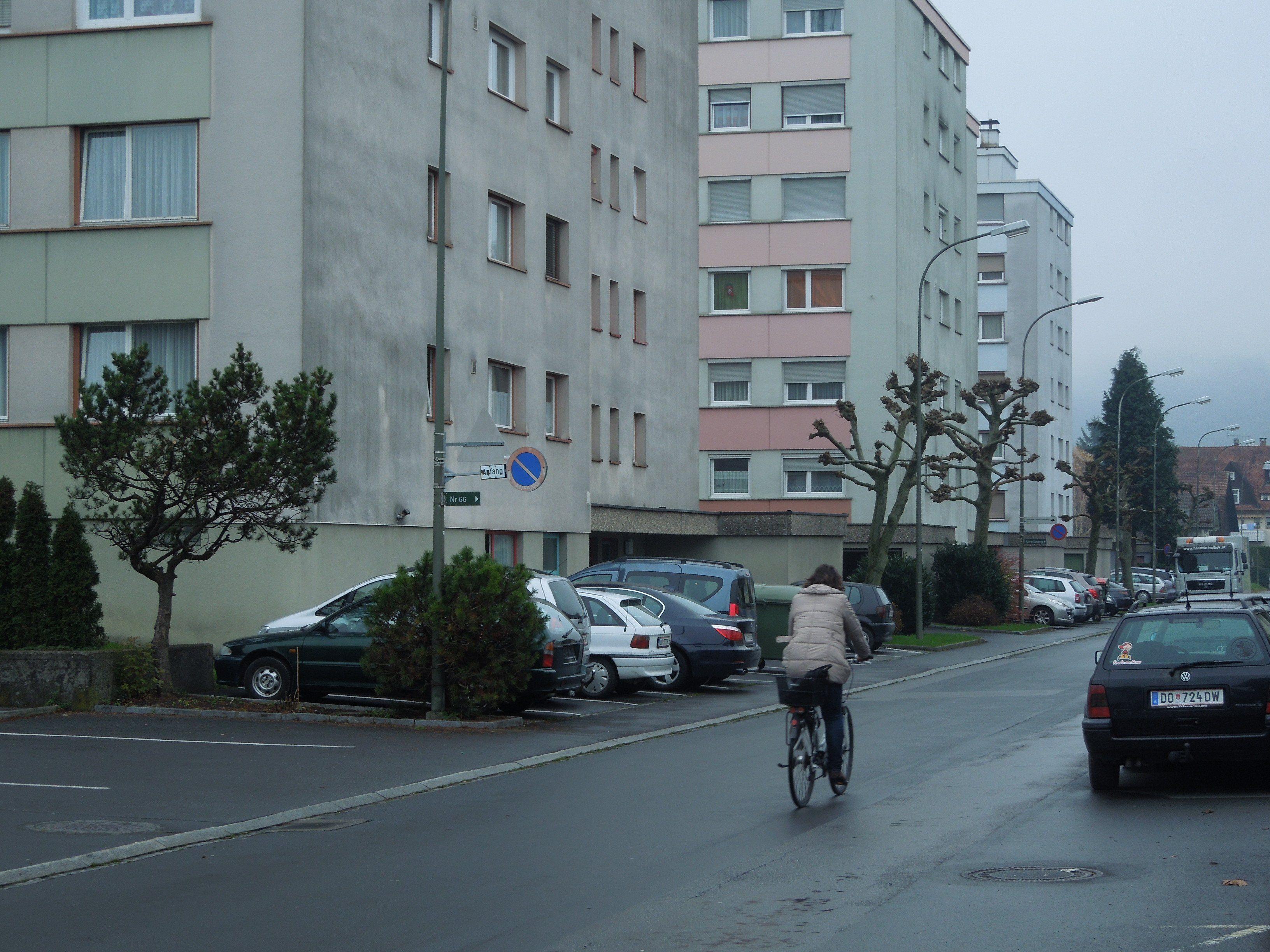 Die Anrainer in der Hofsteigstraße werden in Kürze über die Parksituation informiert.