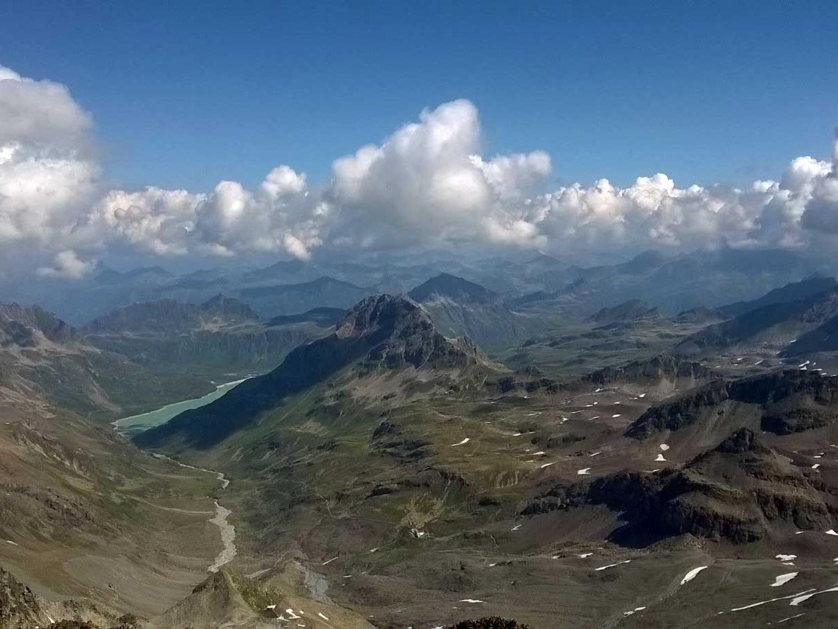 Einzigartige Aussicht am höchsten Punkt Vorarlbergs