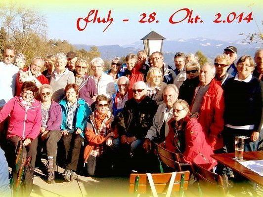PVÖ-Bregenz - Wandergruppe Wanderung Kennelbach – Fluh