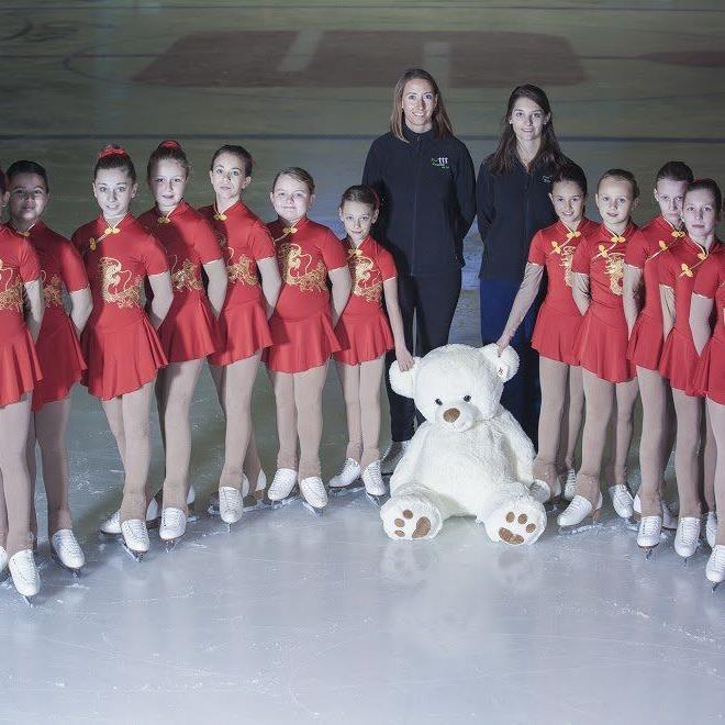Internationale Bühne für Harmony On Ice.