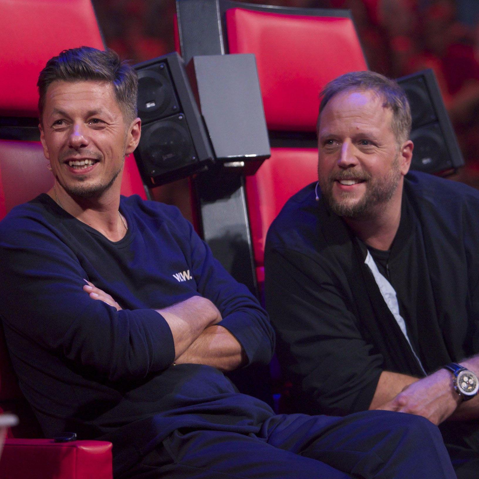 Michi Beck und Smudo: 25 Jahre im Musik-Business aber das haben sie noch nicht erlebt.