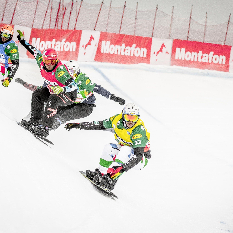 Kurz vor Weihnachten gibt es Snowboard Weltcup im Montafon mit großen Konzerten.