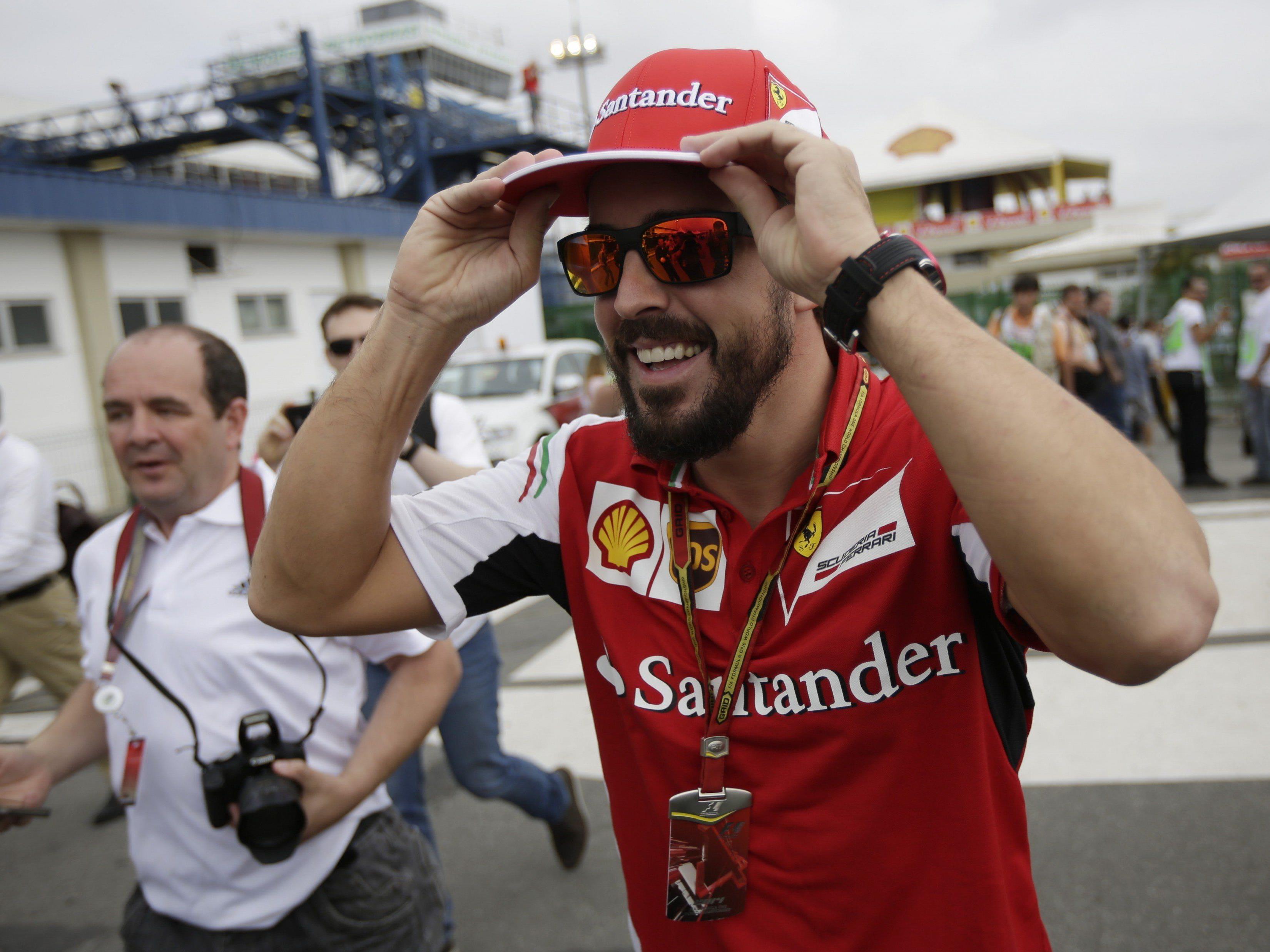 """Fernando Alonso sorgt mit seinem """"großen Plan"""" für Genervtheit in der Formel1."""
