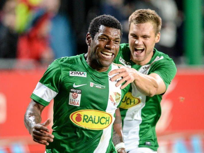 Austria Lustenau hofft auf den zweiten Sieg in dieser Woche
