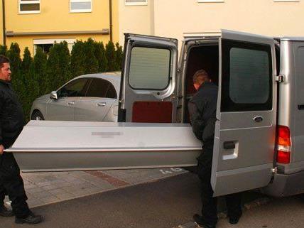 Bluttat in Leobersdorf - U-Haft über Mordverdächtigen verhängt