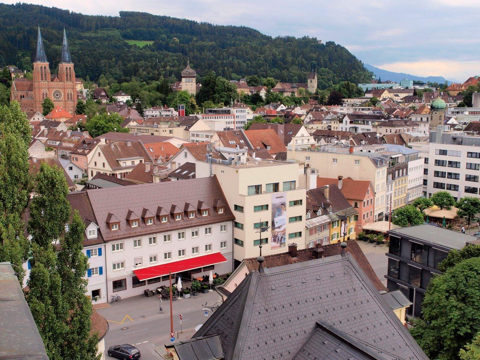 In der Landeshauptstadt Bregenz entsteht bis Sommer 2015 ein Widerstandsmahnmal.