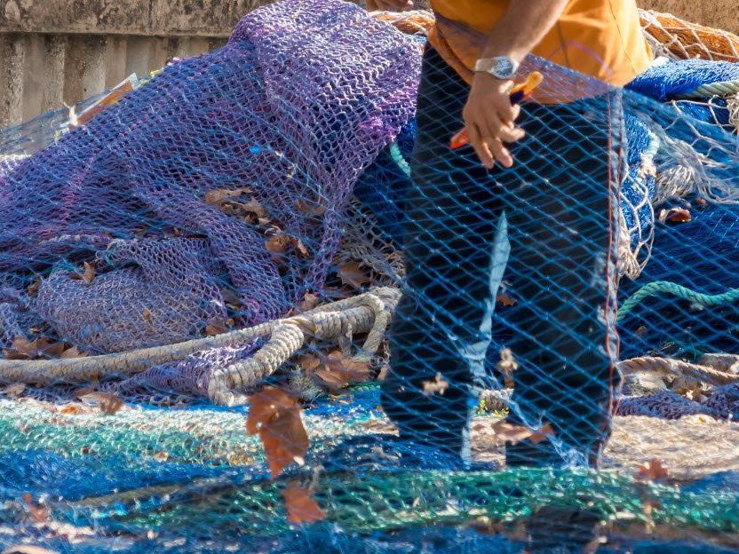 Fischernetz wurde Segler zum Verhängnis