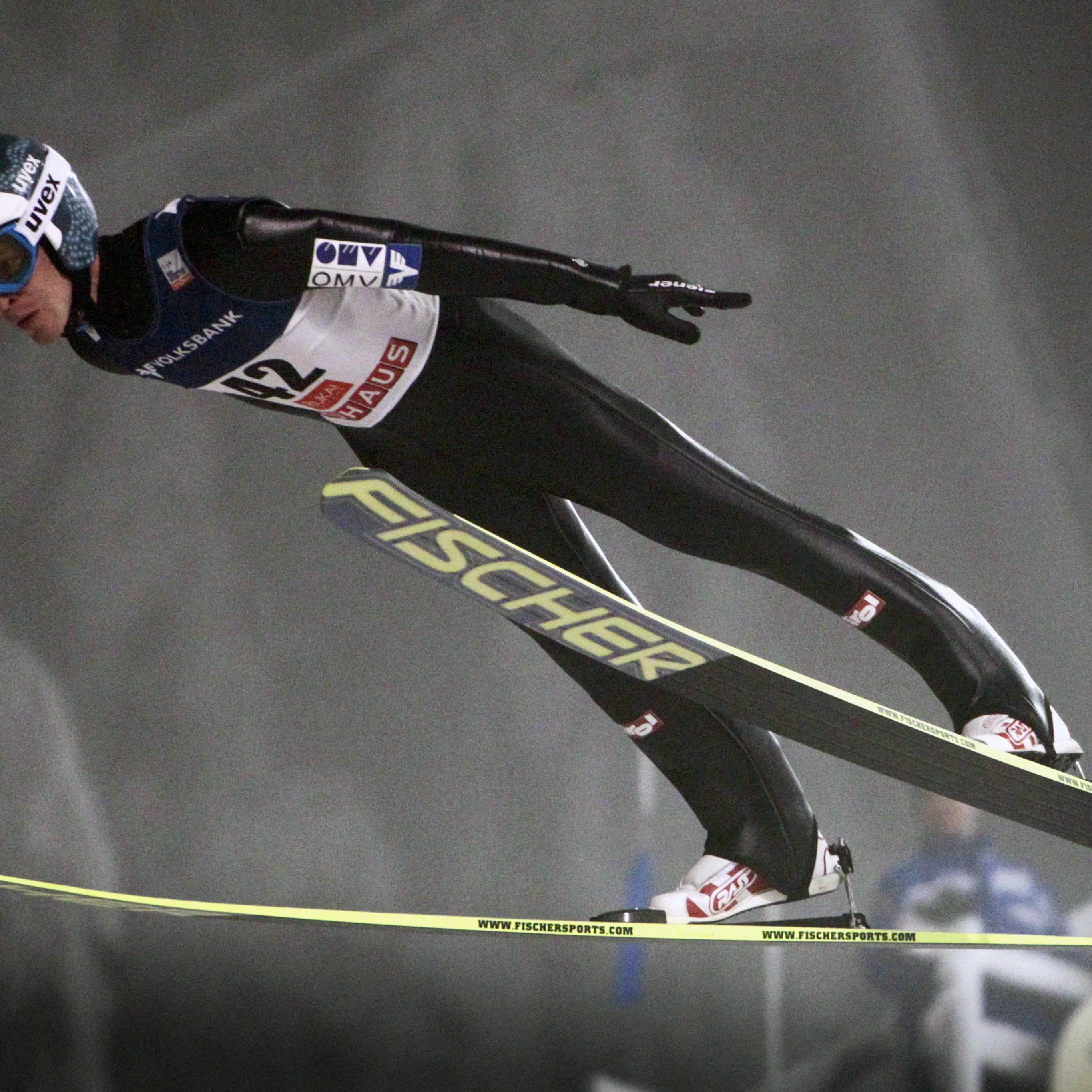 Ruka: Hayböck als bester ÖSV-Athlet auf Platz 5.