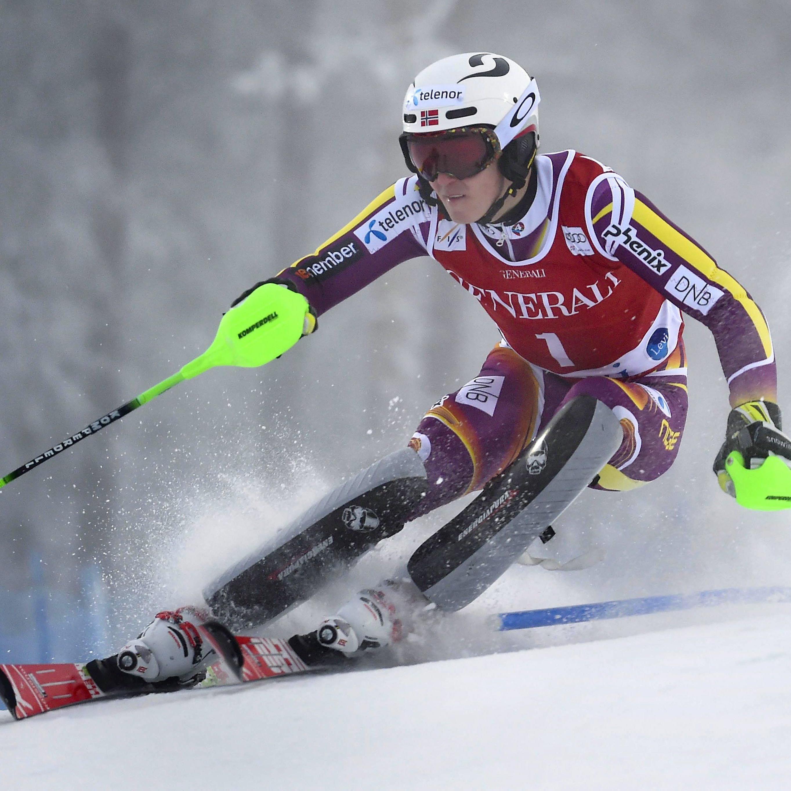 Salzburger 12/100 hinter Norweger Zweiter.