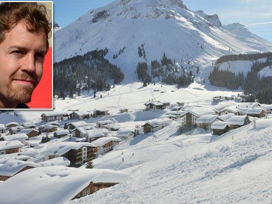 Der Kauf von Formel1-Star Sebastian Vettel lässt die Diskussion um Ferienwohnungen in Lech wieder an.