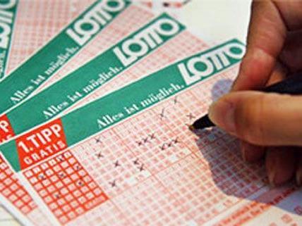 Beim Lotto steht ein Doppeljackpot an