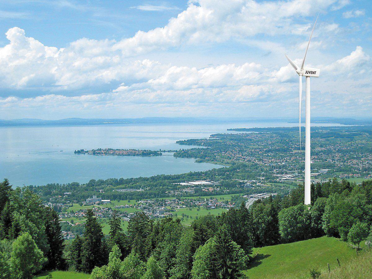 Energieregion Leiblachtal hat Windräder nicht auf der Tagesordnung.