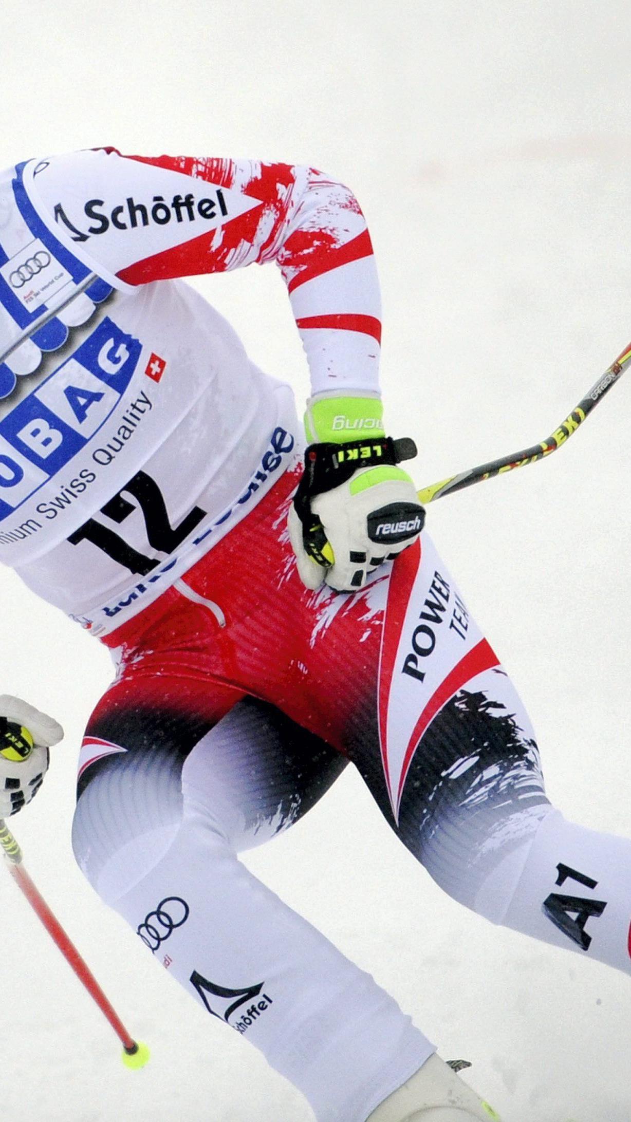 Olympiasieger Mayer nach überstandener Verletzung gut gerüstet