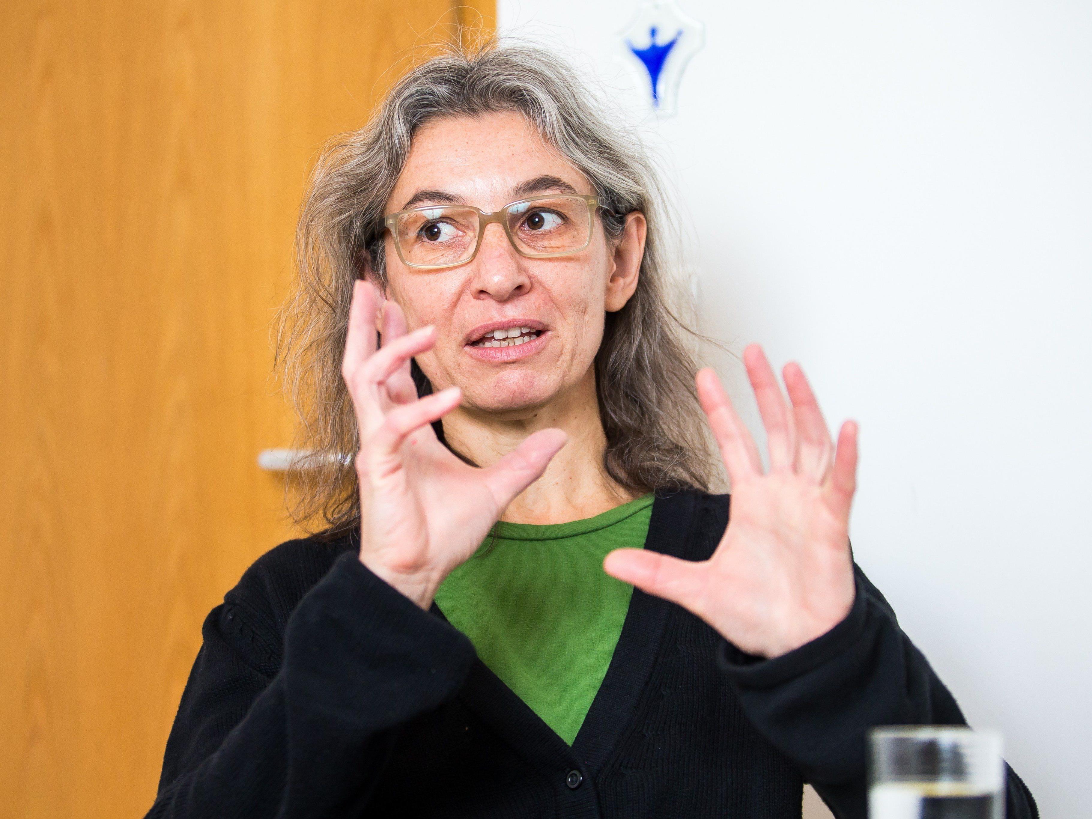 Dr. Ursula Rapp, Islambeauftragte der katholischen Kirche Vorarlbergs