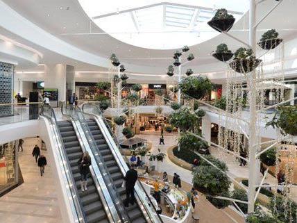 Der Umbau der Shopping City Süd (SCS) machte sich bezahlt.