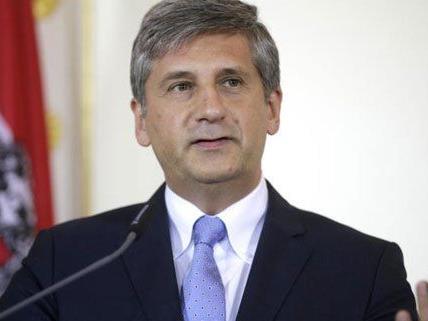 Michael Spindelegger trat im August als Vizekanzler und ÖVP-Chef zurück.