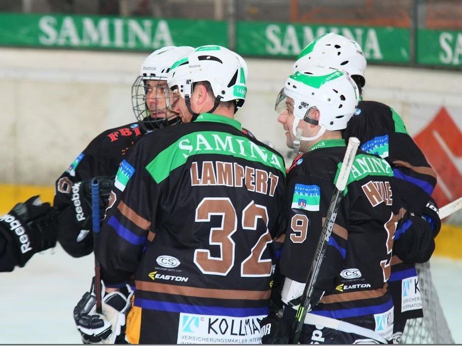 HC Samina Rankweil gewann und nahm einen neuen Spieler unter Vertrag.
