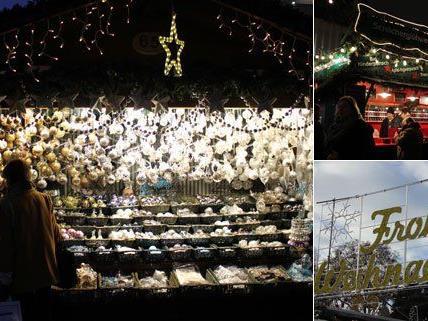 21 Weihnachtsmärkte finden heuer in Wien statt.
