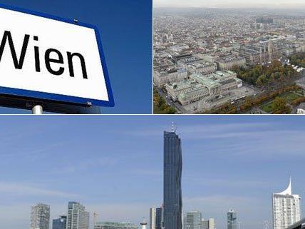 Wien ist eine Stadt der Superlative.