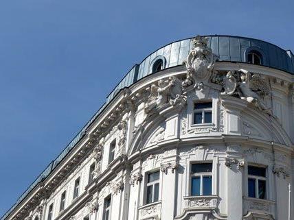 Drei Viertel der Menschen zahlen in Wien Miete - der rest lebt im Eigentum.