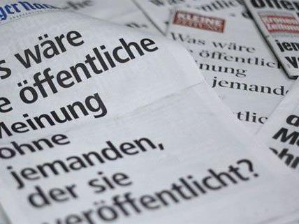 """Haas-Symposium: """"Zeitungen haben soziokulturellen Wandel verschlafen"""""""