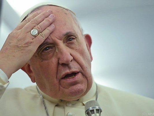 Papst unterschrieb Abkommen gegen Sklavenhandel