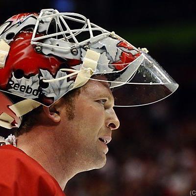 Kanadische Eishockey-Legende: Martin Brodeur