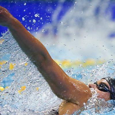 Jördis Steinegger schwamm mit Rekord auf Platz 36