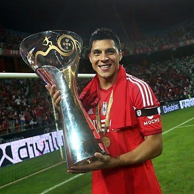 Der Mittelfeldspieler spielte seit 2011 für Benfica