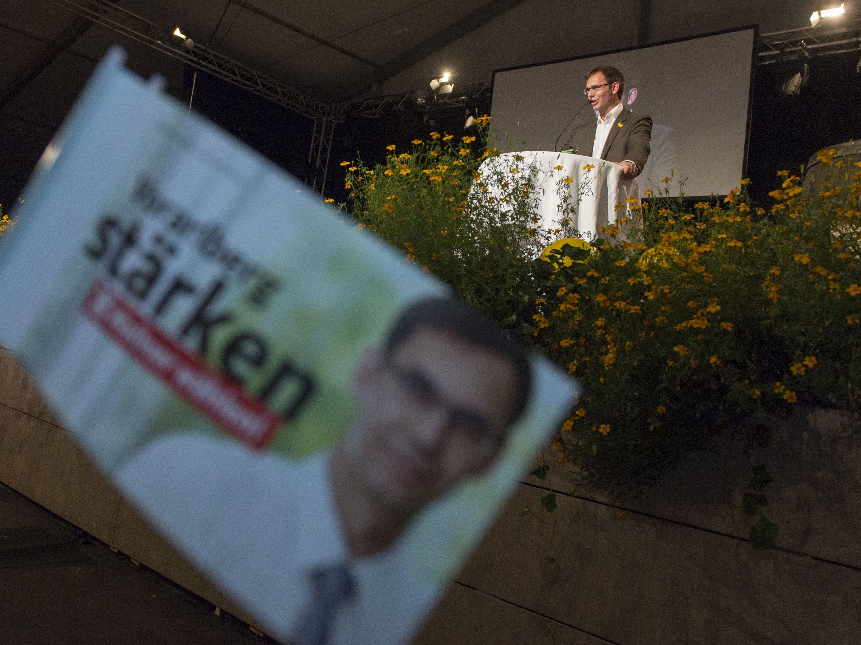 Für Landeshauptmann Wallner war es ein aufregendes Jahr