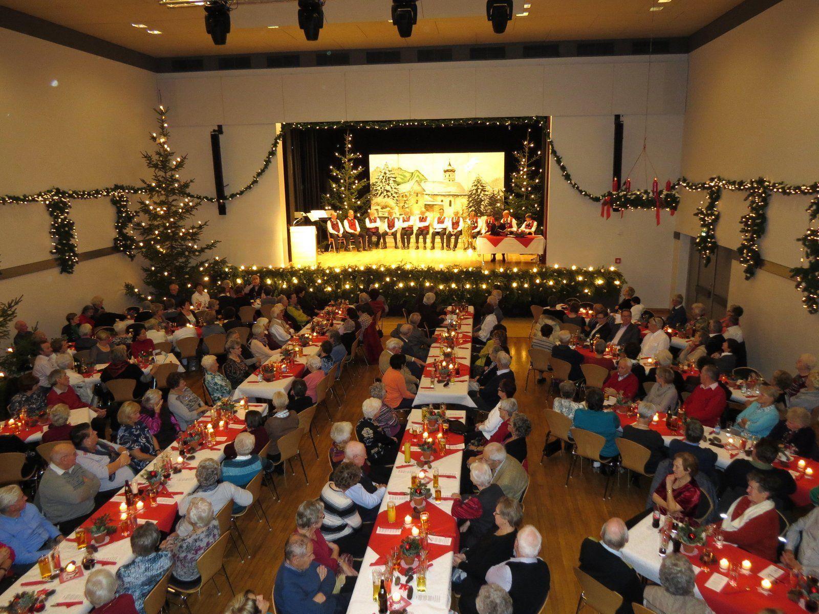 Seniorenclub-Adventsfeier