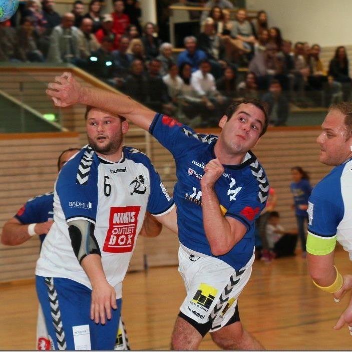 Ungefährdeter Heimsieg der Feldkircher Handballer gegen das Schlusslicht Wangen.
