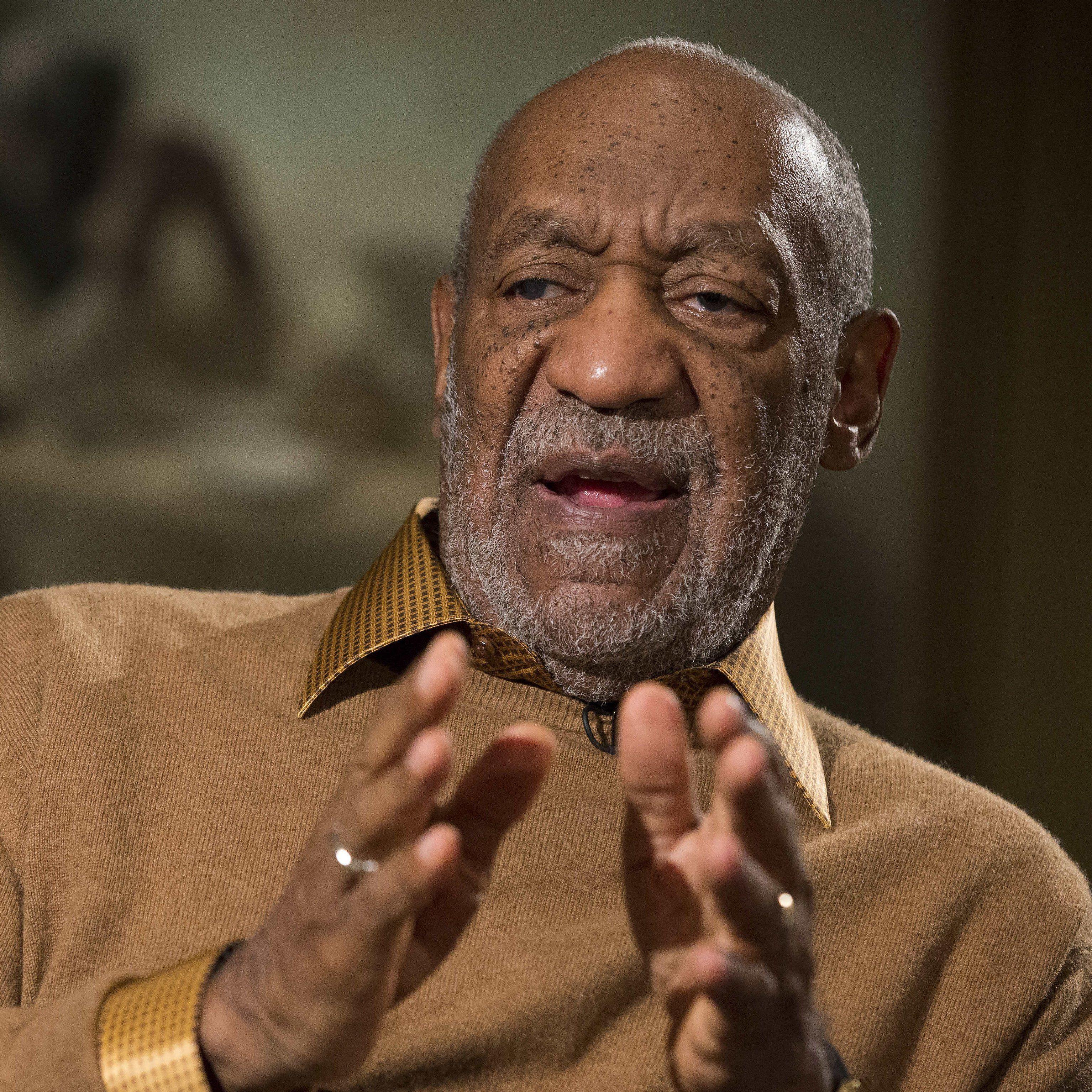 Bill Cosby hat nun ebenfalls einen Klage gegen ein angebliches Missbrauchsopfer eingereicht.