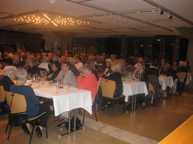 Adventfeier mit Alphornklängen des Seniorenringes Club 50+ Lustenau