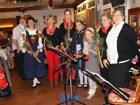 Adventfeier des Pensionistenverbandes, Ortsgruppe Bregenz