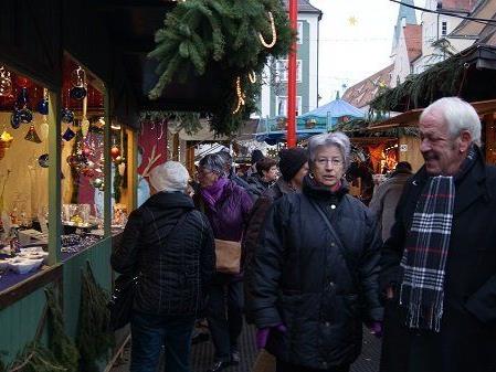 Ausflug der Bregenzer Pensionistinnen und Pensionisten