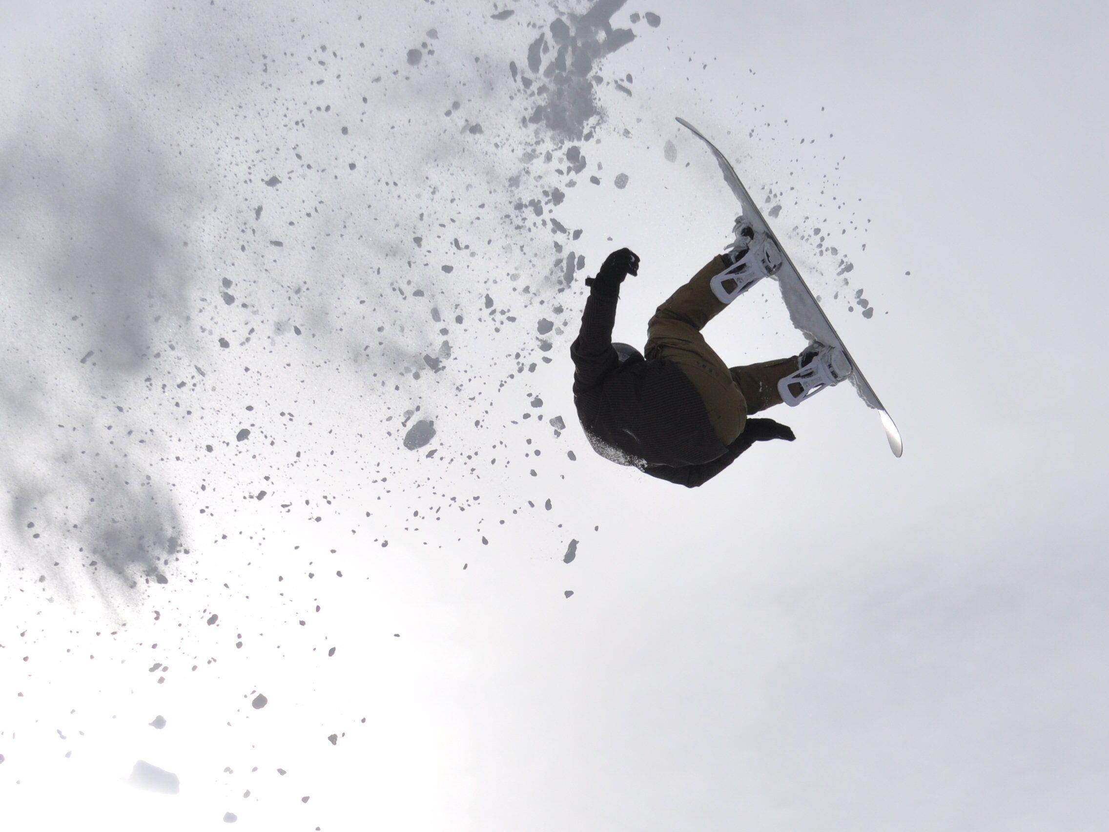 Snowboardwoche 14