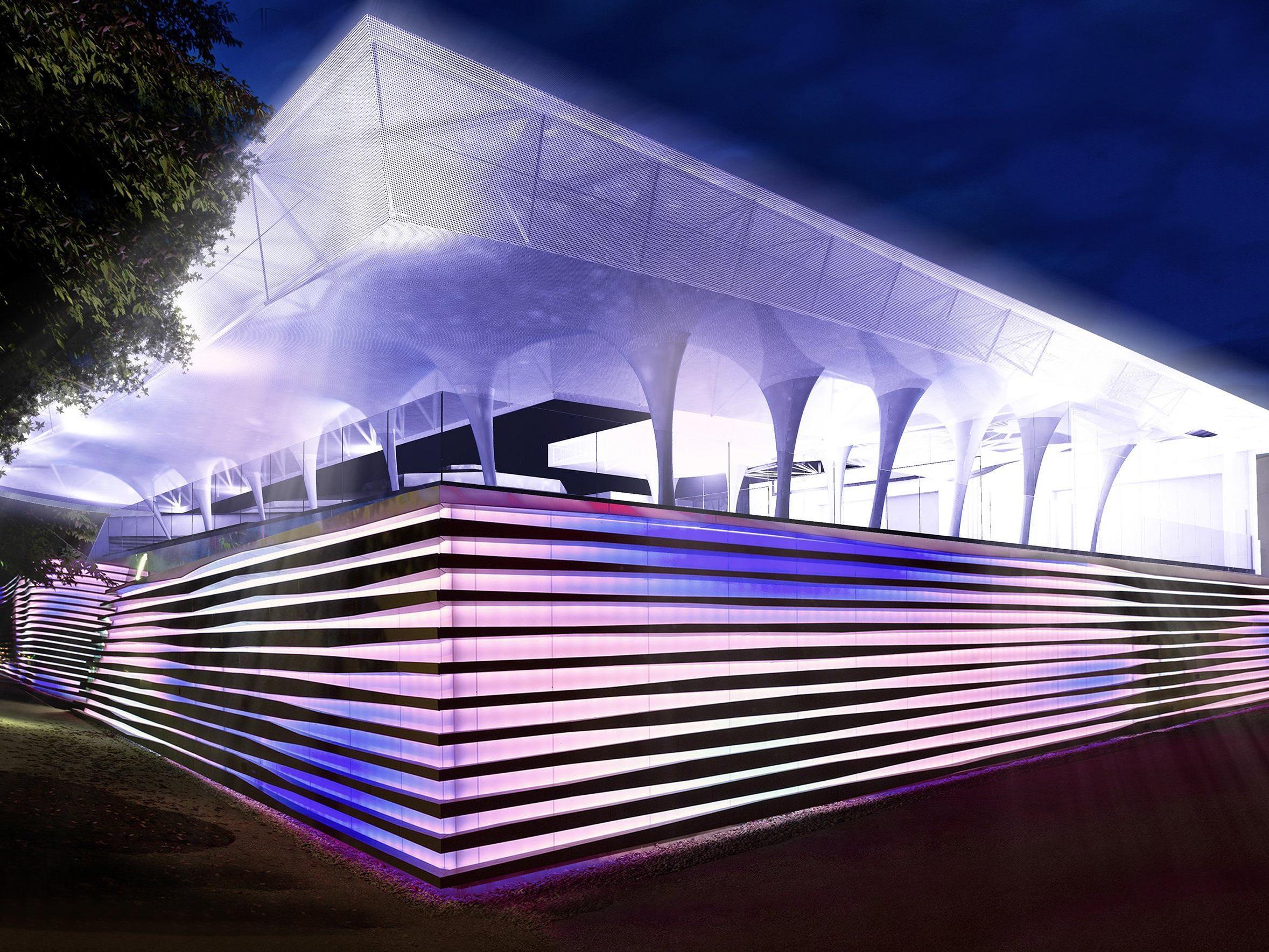 Casinos Austria erhält 2015 mehr Platz für Gastronomie sowie die finale Außenfassade